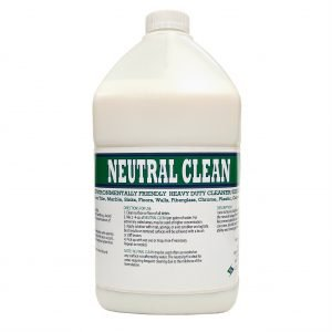 Environmental Cleaning Products