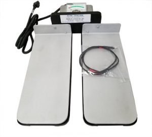 tests conductive footwear